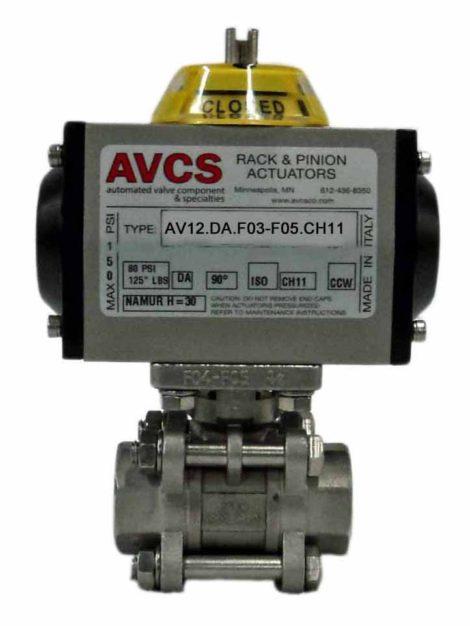 AVCS .75 EZ9 6666SE DA ACT