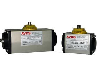 AV Pneumatic Actuators