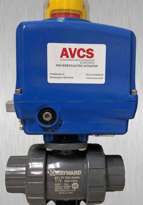AVCS HAYWARD ELEC ACT